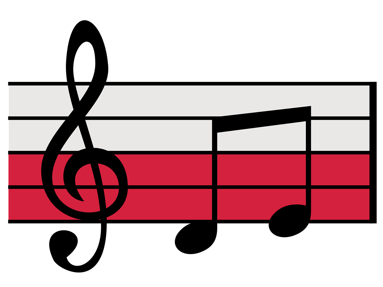 music note, png, treble clef
