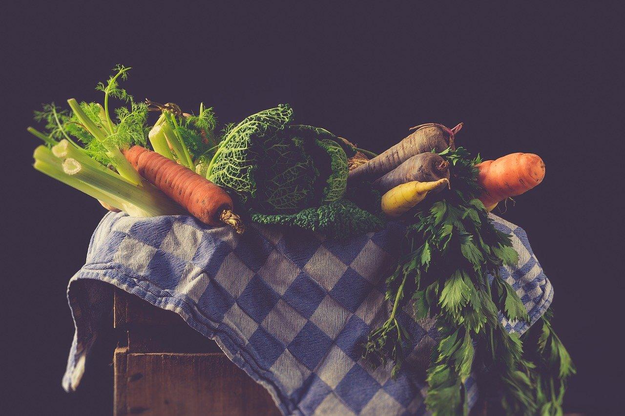 vegetables, ingredients, fresh