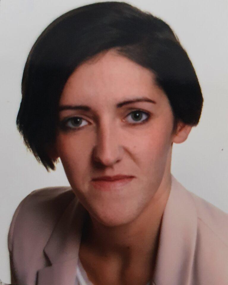 Marta Ścierska, opiekunka Samorządu